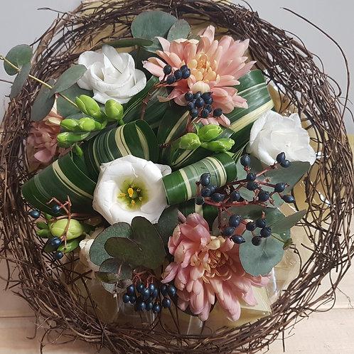 Indoor/Outdoor arrangement