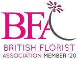 British Florist Association member