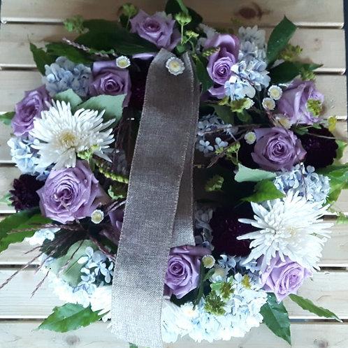 Luxury Cottage Garden Wreath