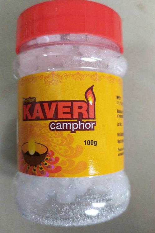 Premium Kaveri Camphor - 100g