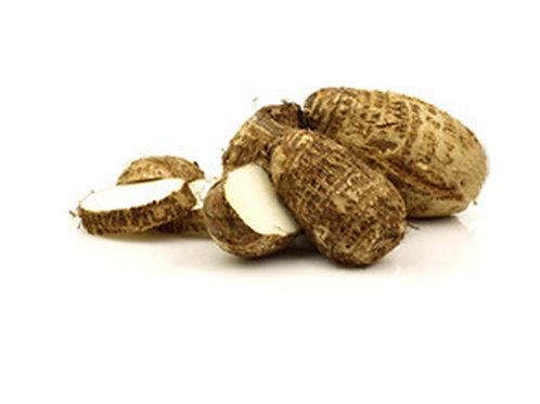 Colocasia Roots / Chama gadda - 1/2 Kg