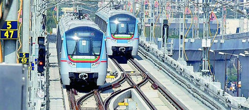 Chief Minister YS Jaganmohan Reddy held a review meeting on the Vizag metro rail project in Vijayawada on Wednesday