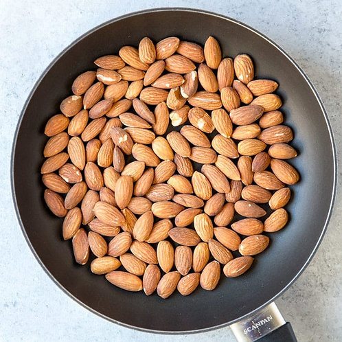 Roasted Almonds - 100 Grams