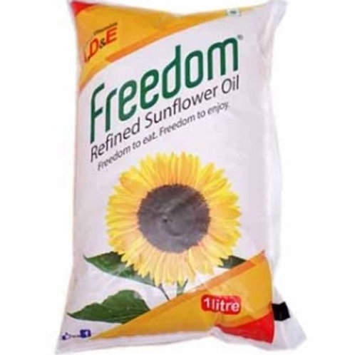 Freedom Sunflower Oil - 1 Ltr