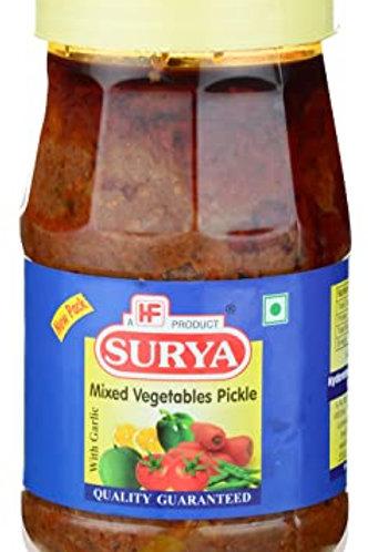 Surya Mixed Vegetables Pickle 1 Kg