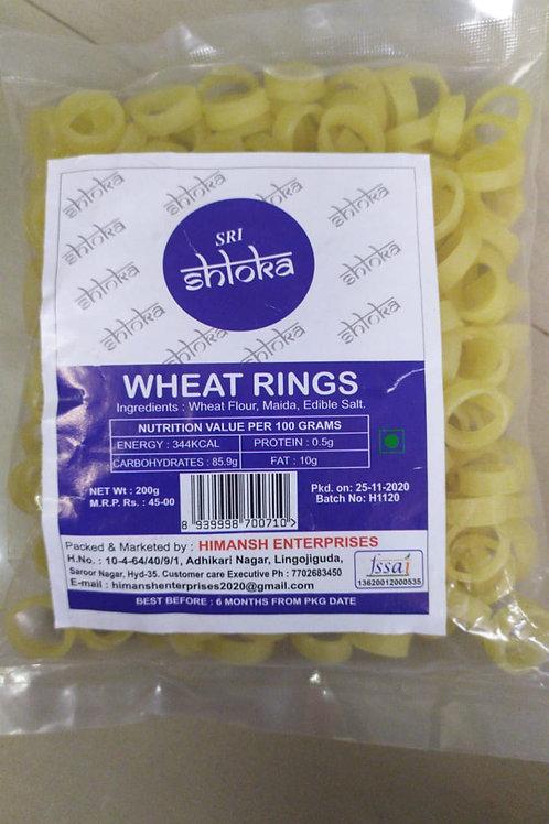 Sri Shloka Wheat Rings - 200g
