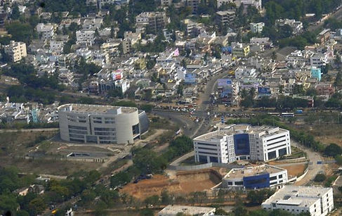 Various departments of Government Officials are in search for commercial buildings in Rushikonda IT Hills, Madhurawada, Yendada. Heads of the various departments visiting Vizag to see options.