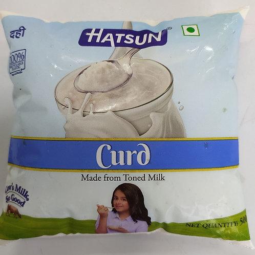 Hatsun Curd - 500ml