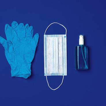 Sanitizers & Masks
