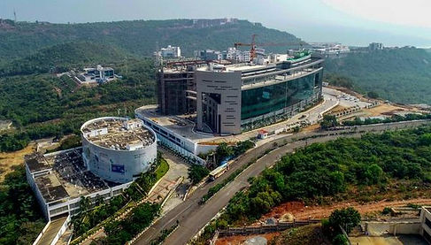 The writing is on the wall. Ahead of the high-power committee's evaluation on the decentralised Capital for the State, Visakhapatnam is buzz with action on the ground.