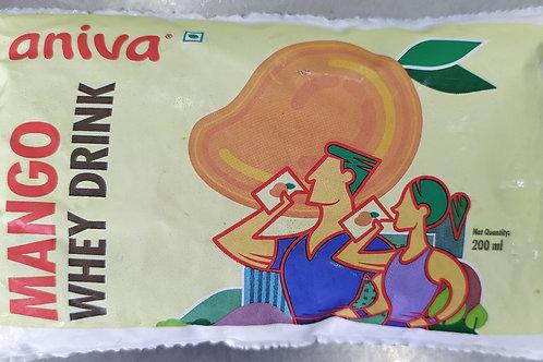 Aniva Mango Whey Drink - 200ml