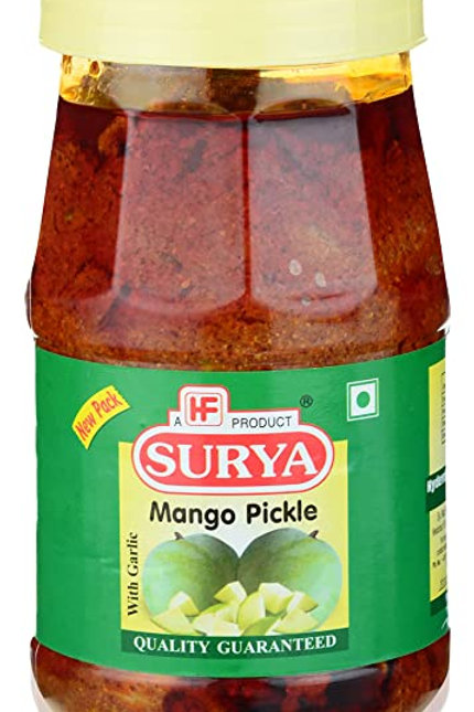 Surya Mango Pickle 1Kg