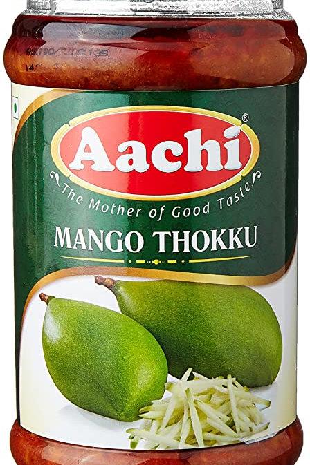 Aachi Mango Thokku Pickle 1Kg