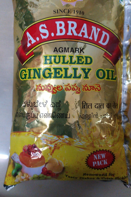 A S Brand - Gingelly Oil 1L