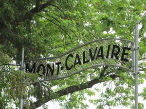 Mt-Calvary-Sign