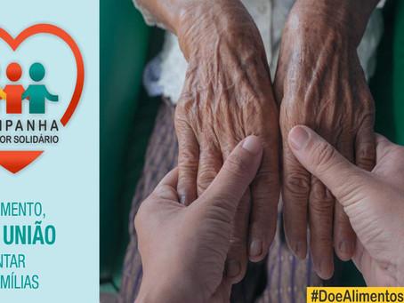 Campanha Servidor Solidário atinge mais de R$ 40 mil em doações