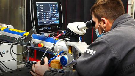 La soudure laser : une nouvelle performance chez APPI