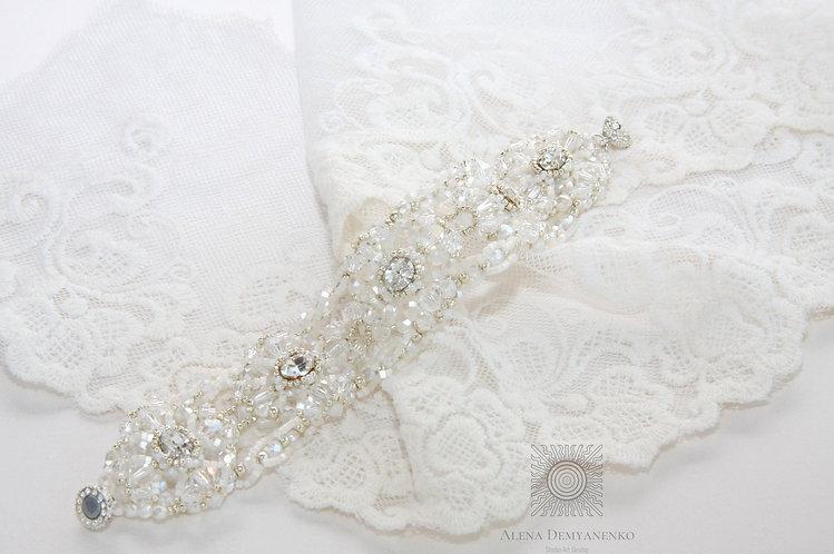 Браслет Silk Ivory
