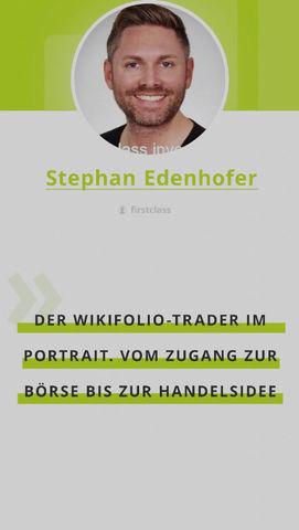 Trader Portrait