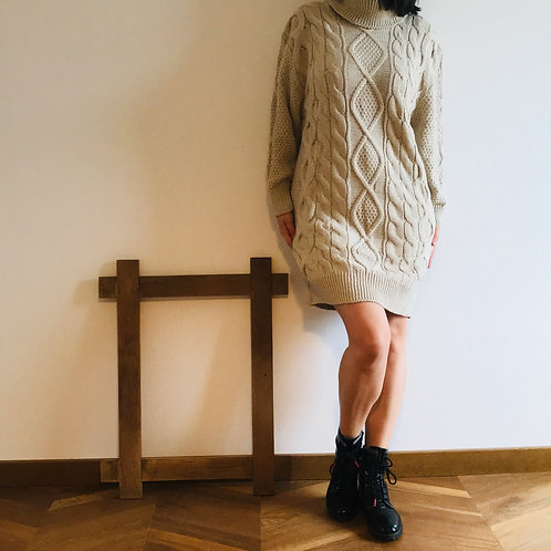 Robe pull Esther
