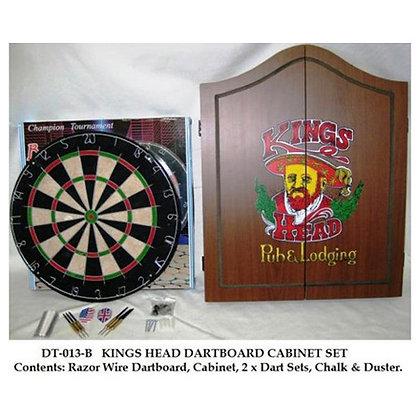 King's Head Standard Dart Board