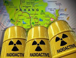 新闻文告 – 莱纳斯11万吨固体废料仍未有解决方案 李健聪:政府何来信心处理核电厂废料?