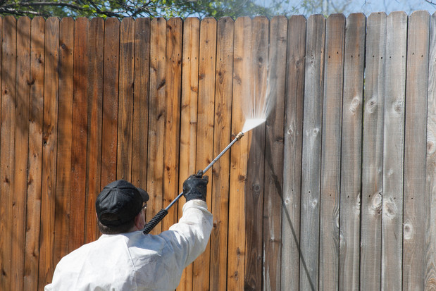Wood Cleaning