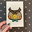 Thumbnail: Floral Pop Animal Crossing 4x6 Embroidery Prints