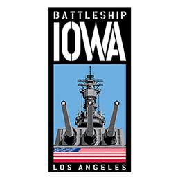 AD Battleship IOWA