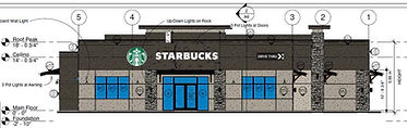 Proposed Exterior Signage R1- STARBUCKS