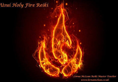 What is Usui Holy®   Fire 111