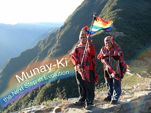 Munay~Ki Rite ~  The Foundation Rites