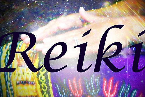 Usui/Holy Fire III Reiki Master Practitioner Class