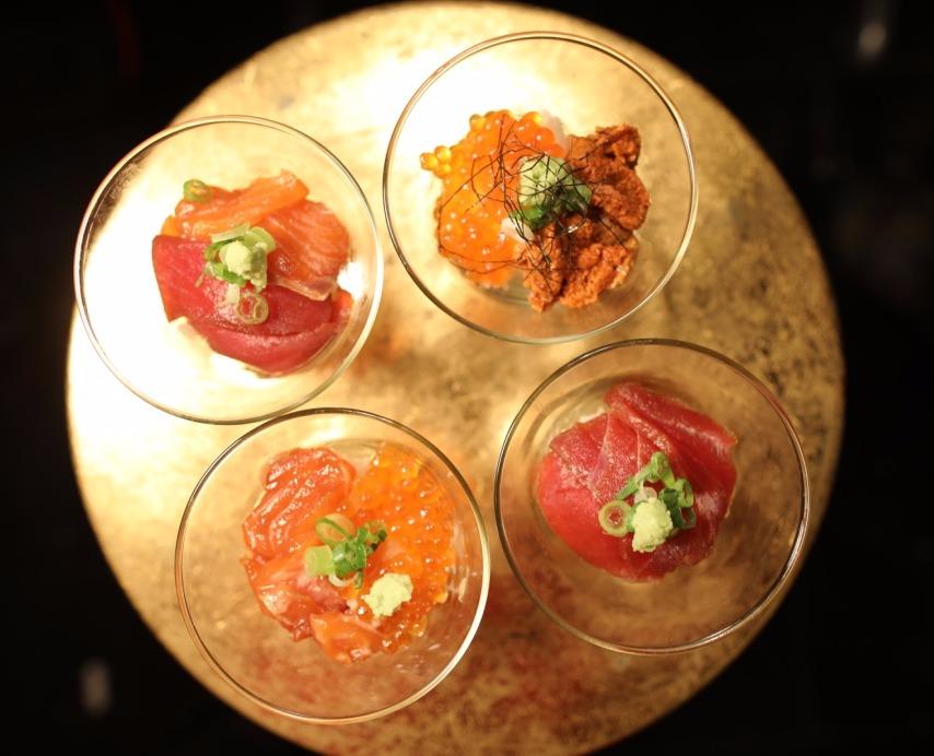 Sushi Cocktails