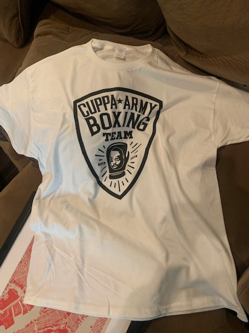 CUPPA ARMY BOXING SHIELD SHORT SLEEVE