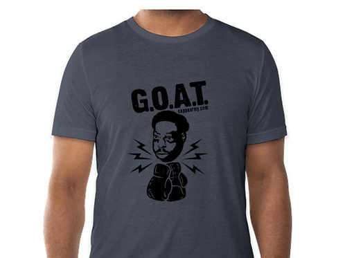 OFFICIAL G.O.A.T. STEEL BLUE