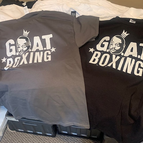 G.O.A.T. BOXING CROWN SHORT SLEEVE