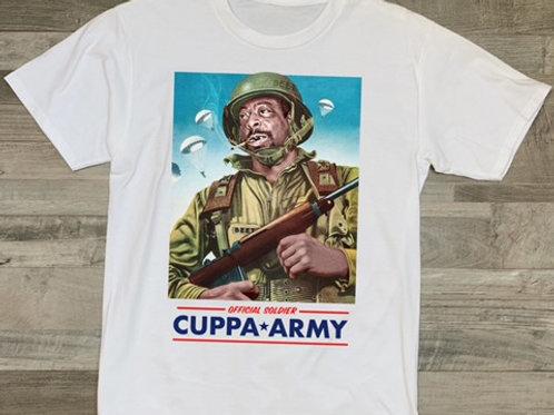 Cuppa Army T-shirt