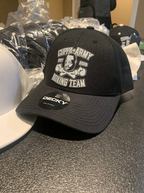 CUPPA ARMY BOXING HAT CURVED BILL