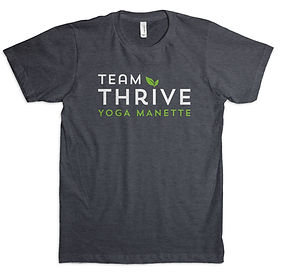 Team Thrive Heather Navy Shirt.jpg