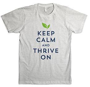 Keep Calm White Tee.jpg