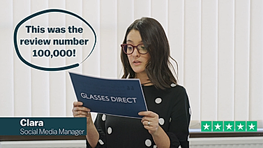 Glasses Direct Trustpilot Reviews 1 of 2