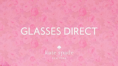 Kate Spade NewYork Event Video for Glasses Direct