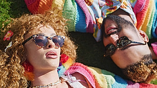 Ray-Ban June Shoot for Sunglasses Shop UK