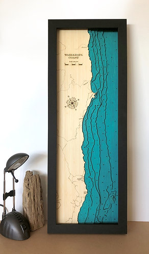 Wairarapa Coast Lge Lng 100 x 40 cm