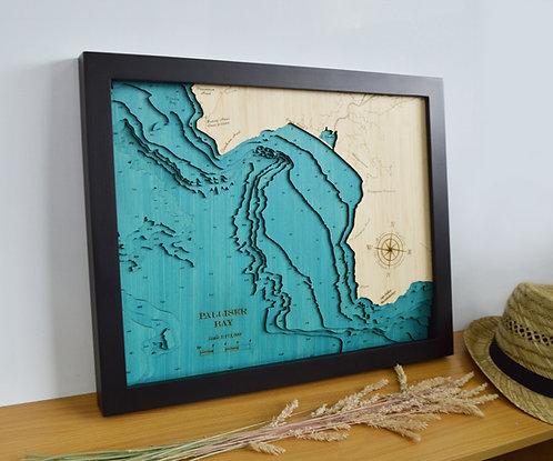 Palliser Bay Med 42 x 52