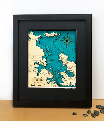 Paihia - Russell Sml 30 x 38