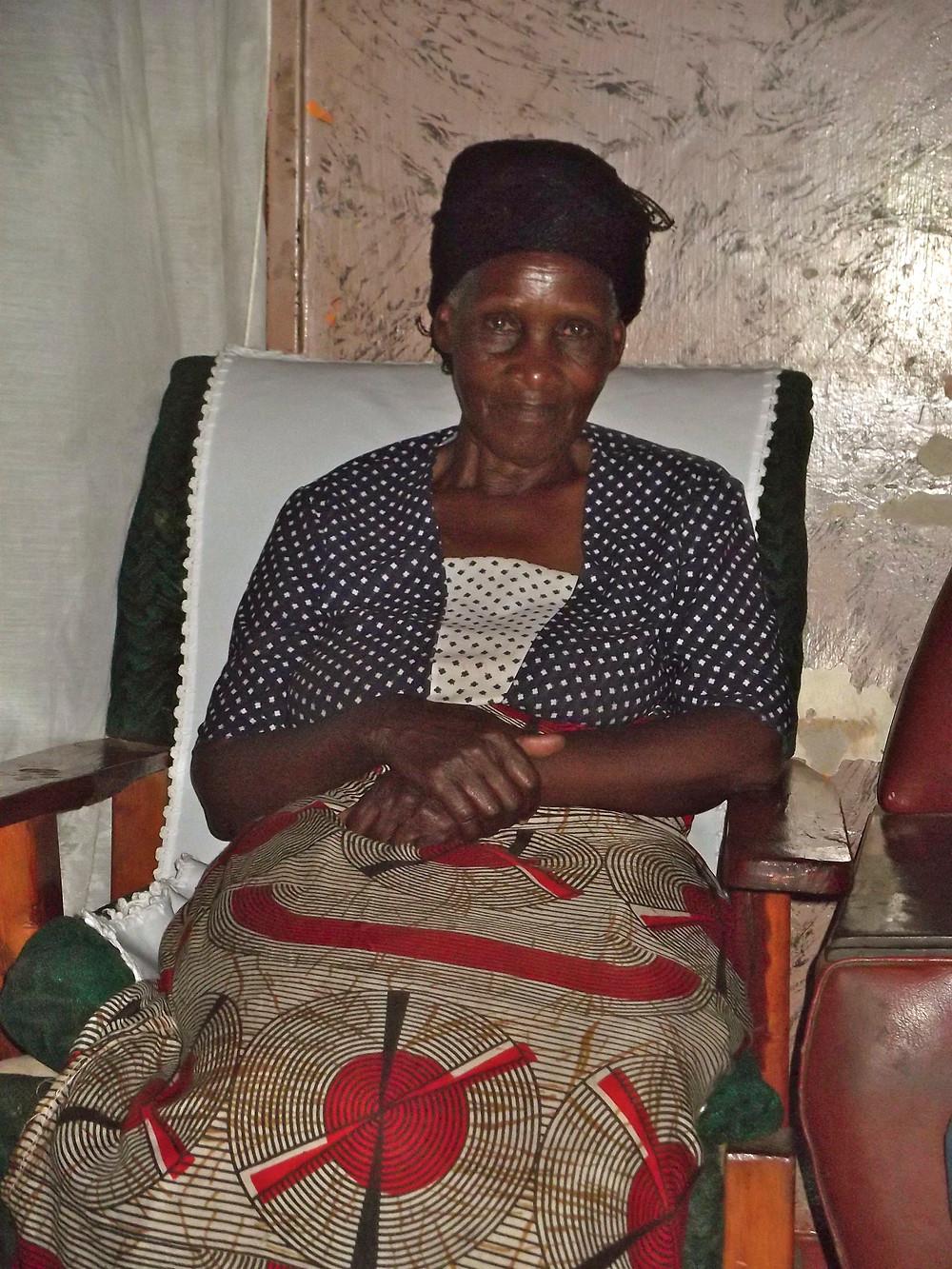 Zambian Elder