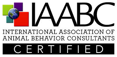 IAABC Certified Dog Behavior Consultant