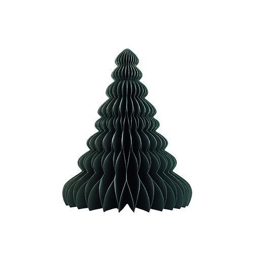 Forest Green Standing Tree Ornament
